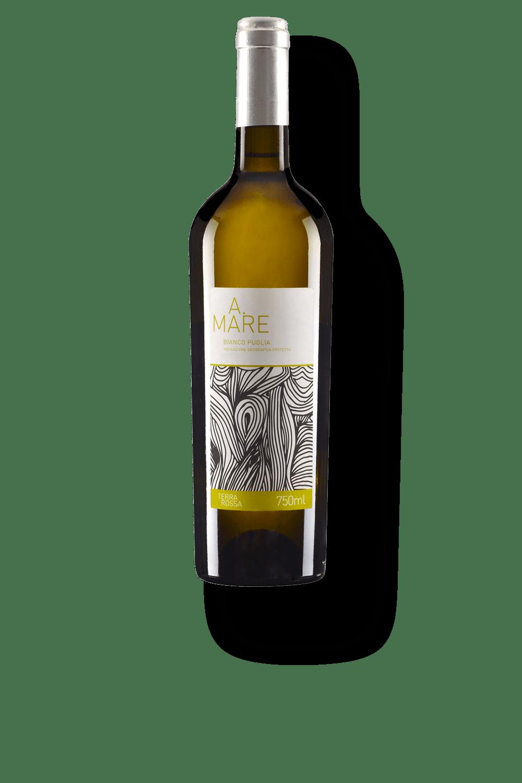 Vinho Branco A Mare Bianco Puglia 750ml