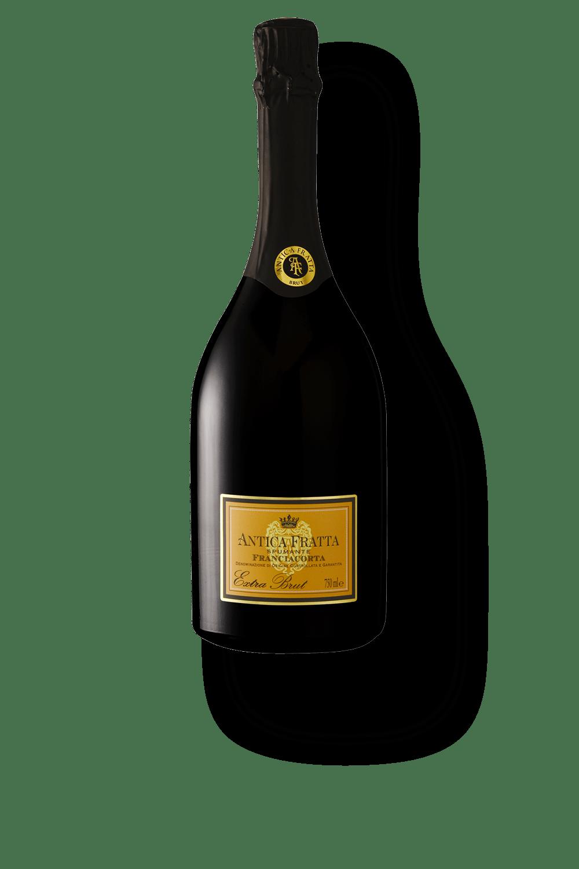 Vinho Branco Antica Fratta Franciacorta Extra Brut 750ml