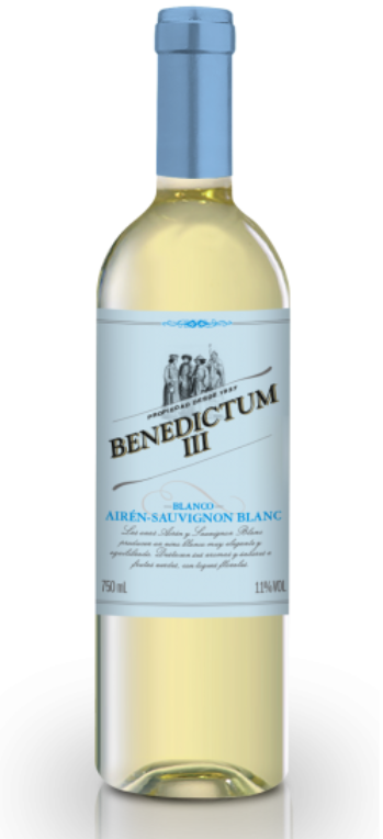 Vinho Branco Benedictum III 750ml
