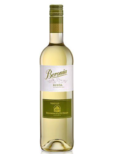 Vinho Branco Beronia Verdejo Rueda D.O 750ml