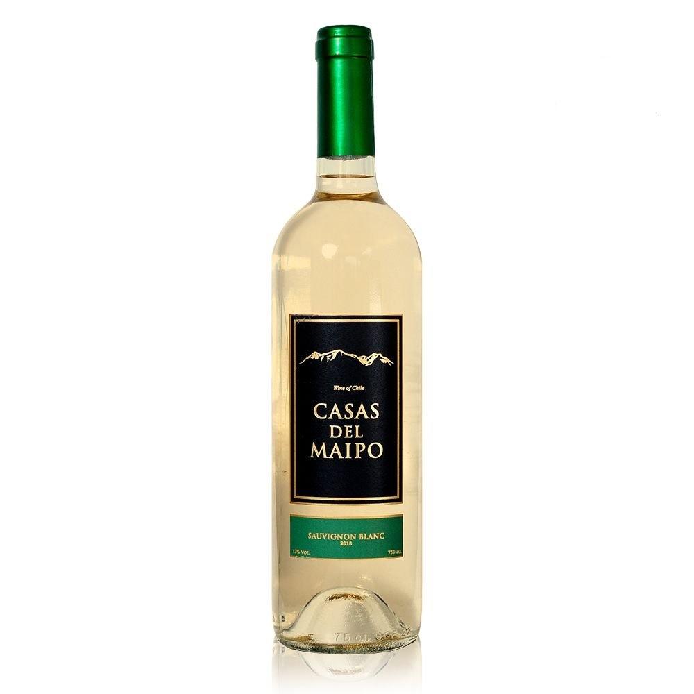 Vinho Branco Casas Del Maipo Sauvignon Blanc 750ml