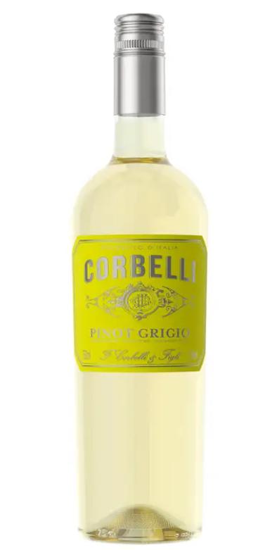 Vinho Branco Corbelli Pinot Grigio 750ml