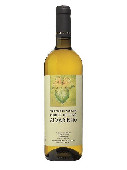 Vinho Branco Cortes de Cima Alvarinho Branco 750ml