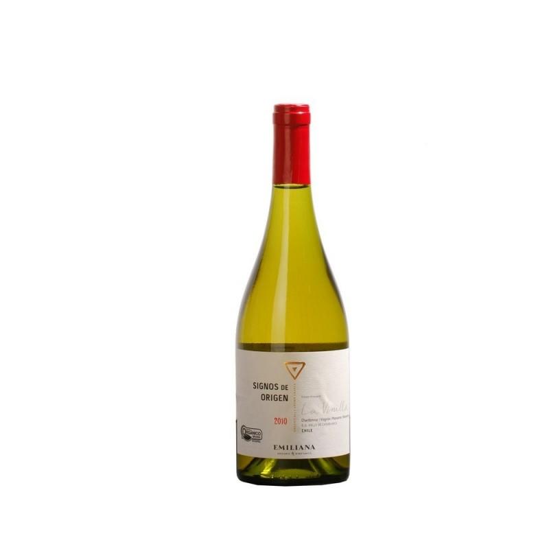 Vinho Branco Emiliana Signos Origen 750ml