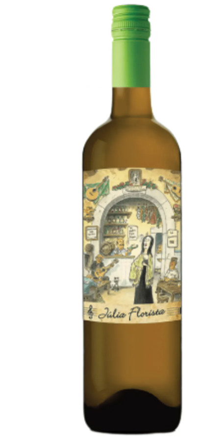 Vinho Branco Julia Florista 750ml