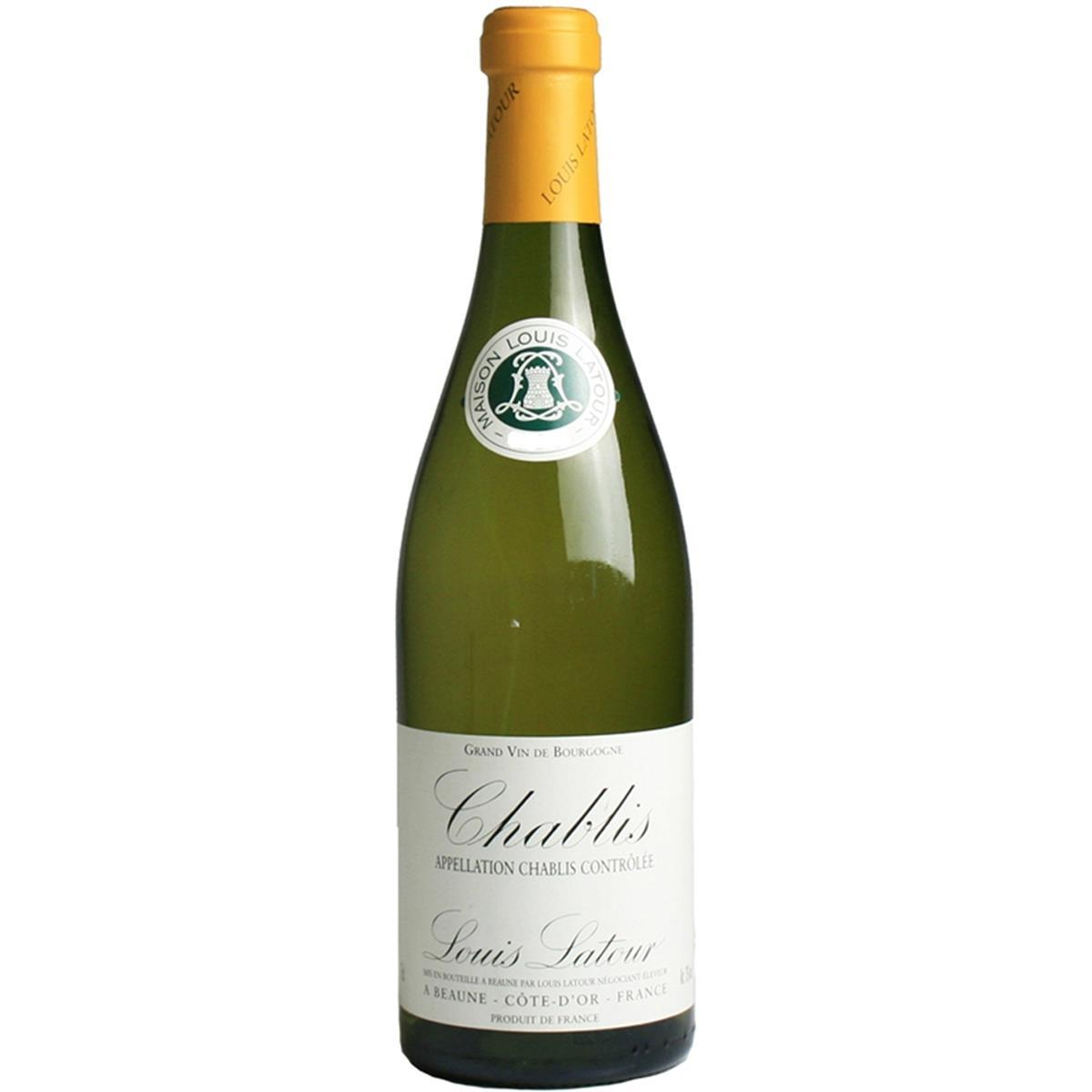 Vinho Branco Louis Latour Chablis 750ml