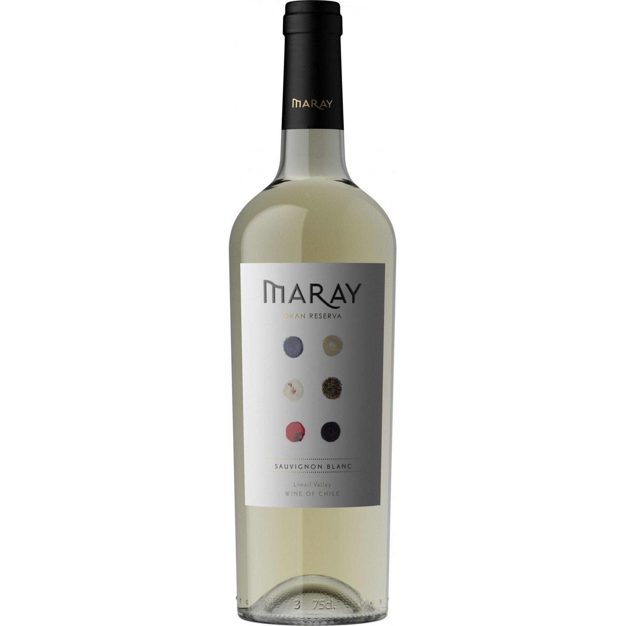 Vinho Branco Maray Gran Reserva Sauvignon Blanc 750ml