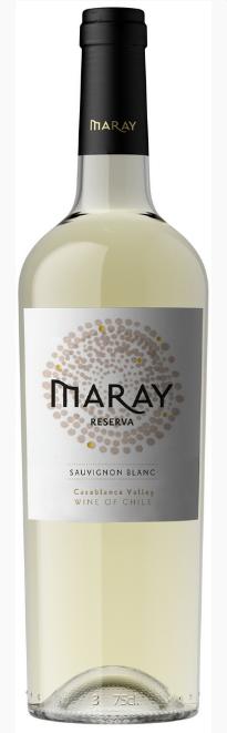 Vinho Branco Maray Reserva Sauvignon Blanc 750ml