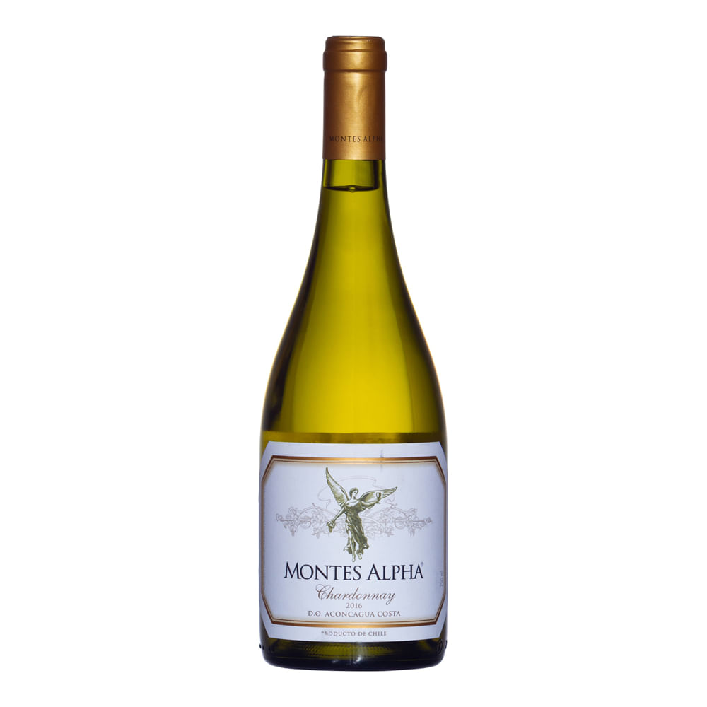 Vinho Branco Montes Alpha Chardonnay 750ml