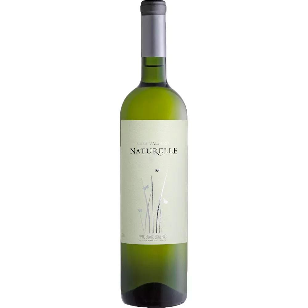 Vinho Branco Naturelle Suave 750ml