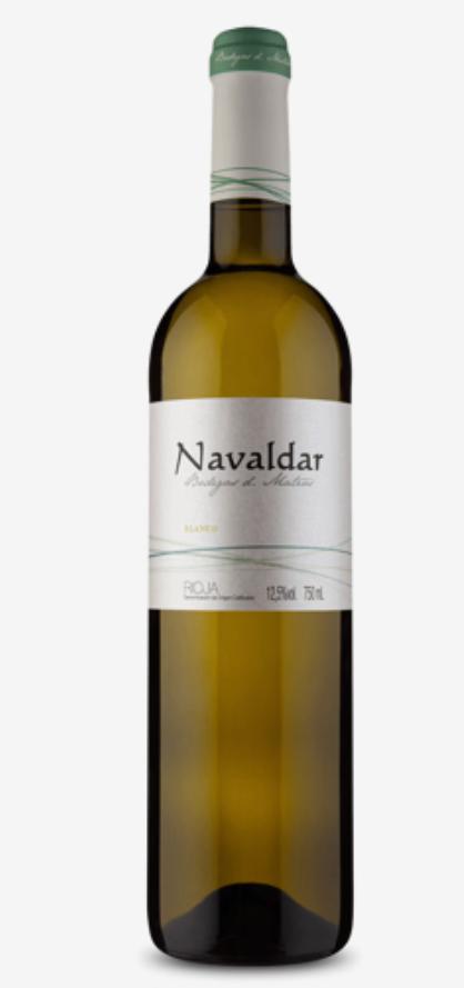 Vinho Branco Navaldar Rioja 750ml