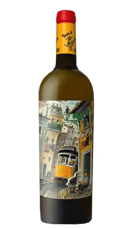 Vinho Branco Português Porta 6 Branco 750ml