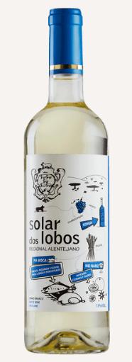 Vinho Branco Solar Dos Lobos 750ml