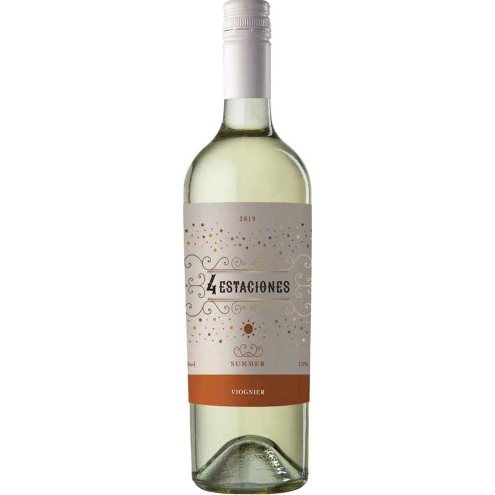Vinho Branco State Summer 4 Estaciones Viognier 750ml