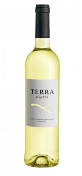 Vinho Branco Terra D'alter Alantejano 750ml
