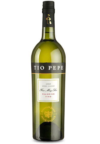 Vinho Branco Tio Pepe Jerez 750 ml