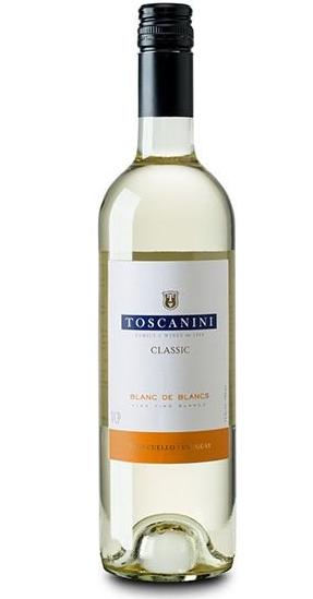 Vinho Branco Toscanini Classic Blanc de Blanc 750ml