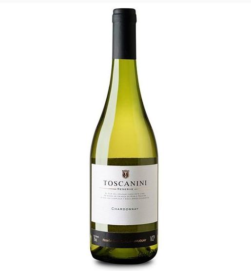 Vinho Branco Toscanini Reserva Chardonnay 750ml