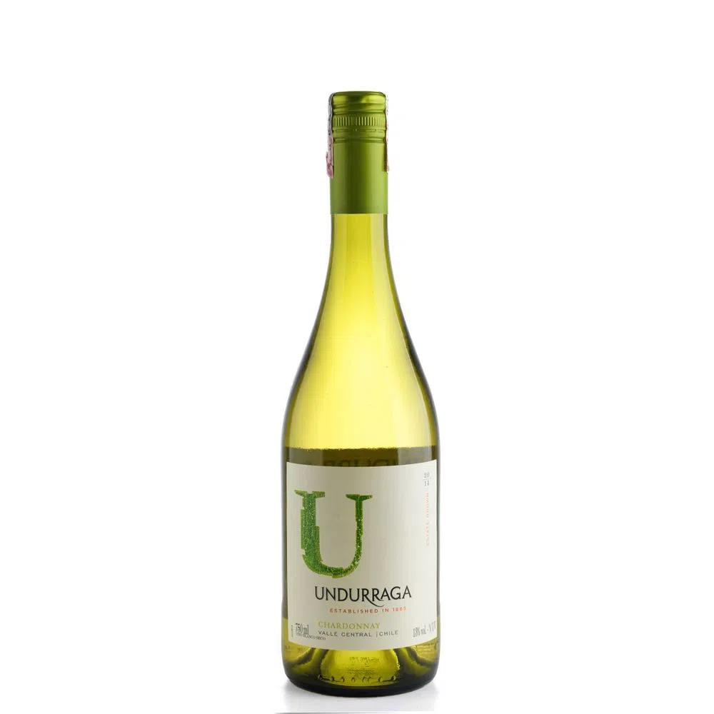 Vinho Branco Undurraga Chardonnay 750ml