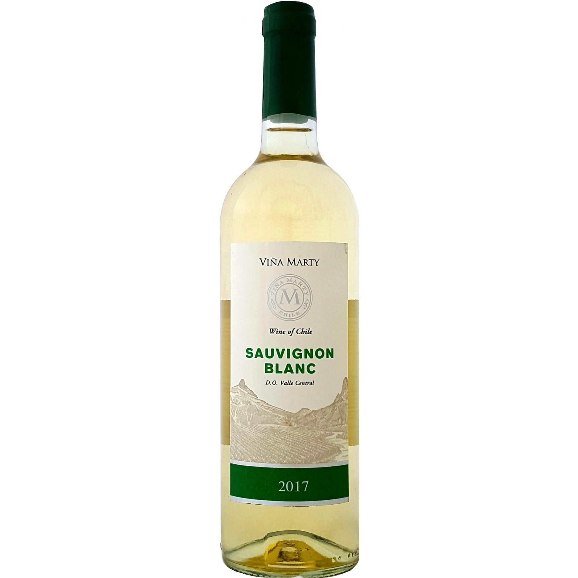 Vinho Branco Viña Marty Sauvignon Blanc 750ml