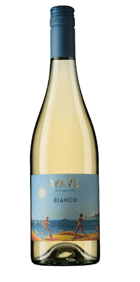 Vinho Branco Wave Sicilian Vibes Bianco 750ml