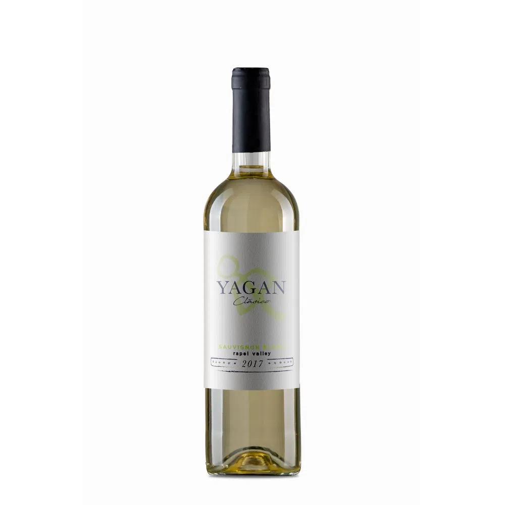 Vinho Branco Yagan Sauvignon Blanc 750ml