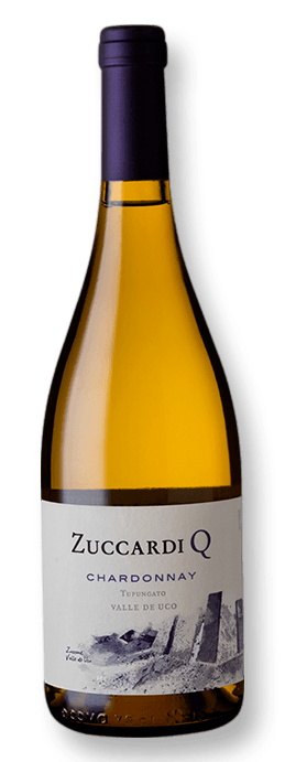 Vinho Branco Zuccardi Q Chardonnay 750ml