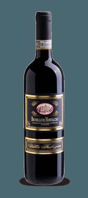 Vinho Brunello Di Montalcino Villa Fabrizia 750ml
