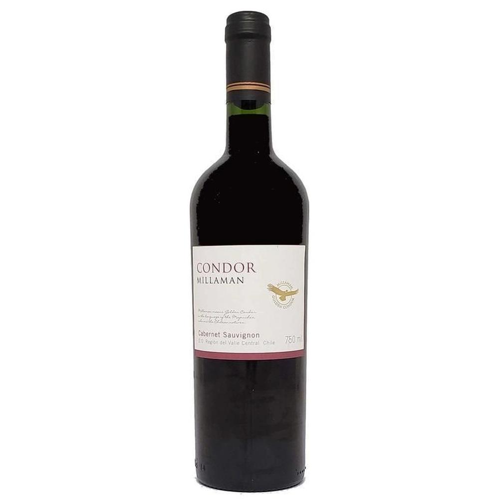 Vinho Condor Millaman Cabernet Sauvignon Tinto 750ml