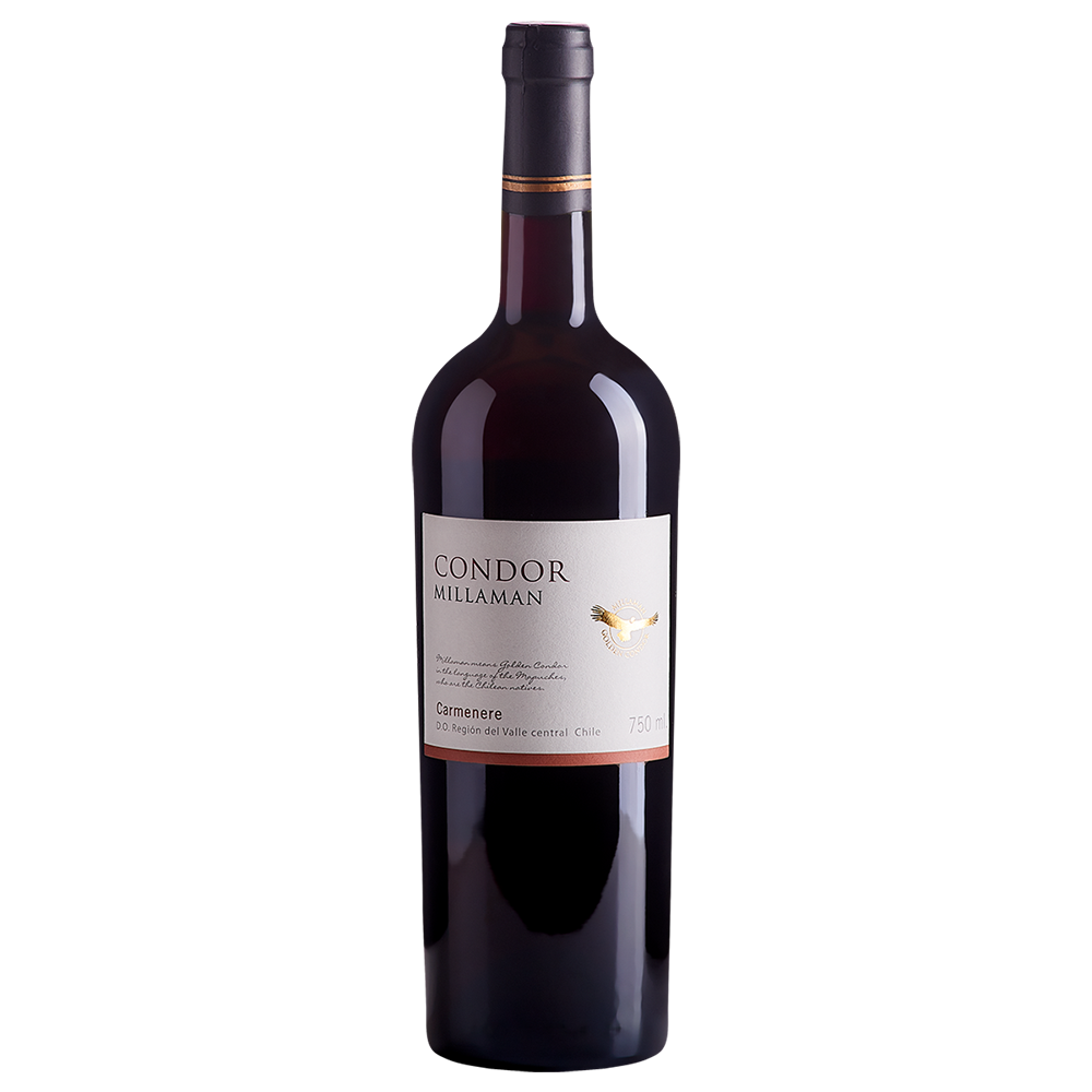 Vinho Tinto Condor Millaman Carmenere 750ml