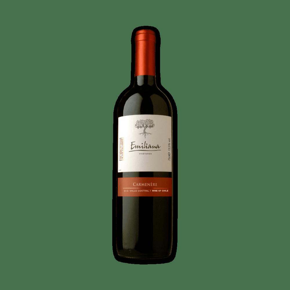 Vinho Chileno Emiliana Varietal Carmenere Tinto 750 ml