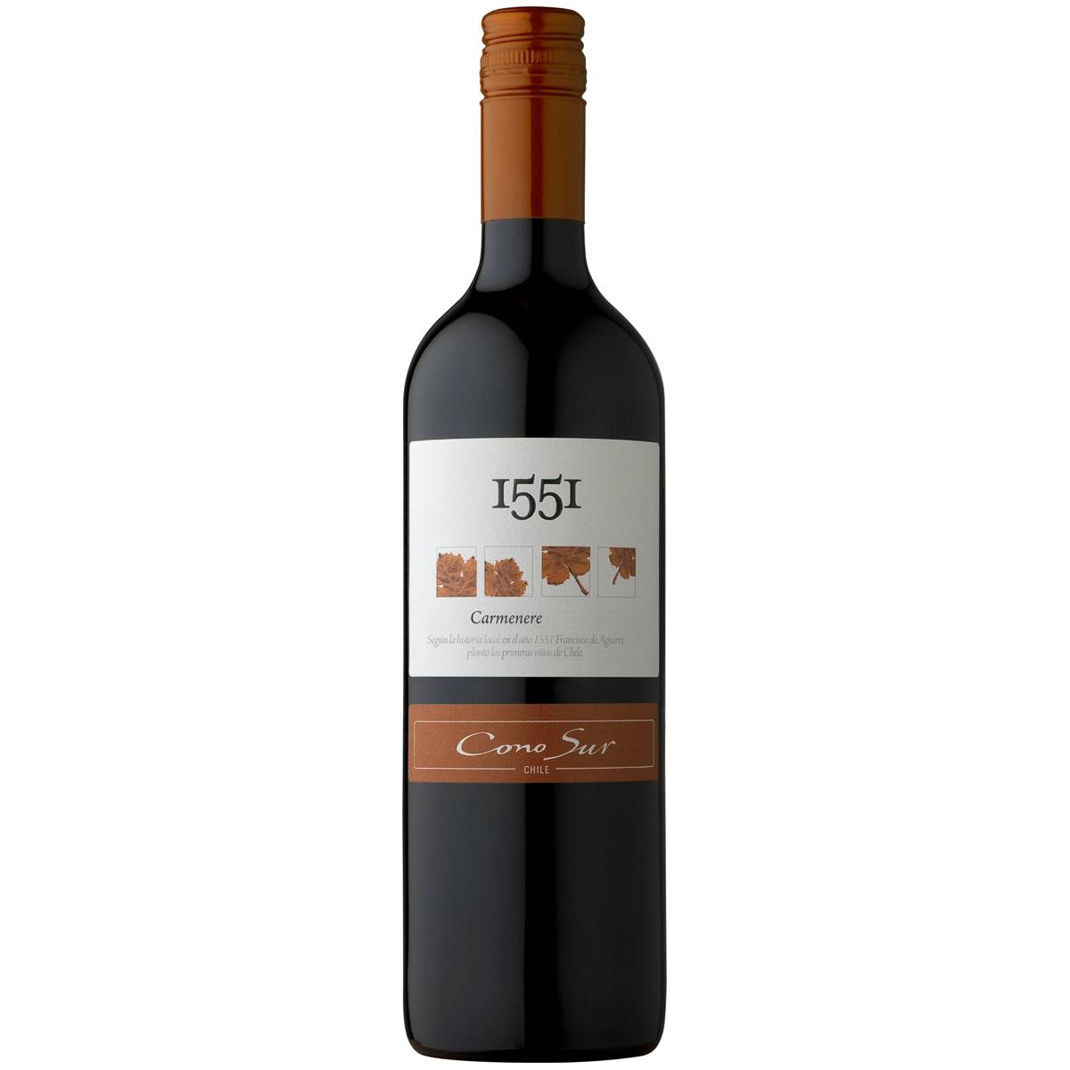Vinho Cono Sur 1551 Carmenere 750ml