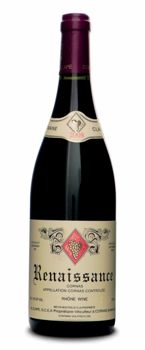 Vinho Cornas Renaissance 2013 750ml