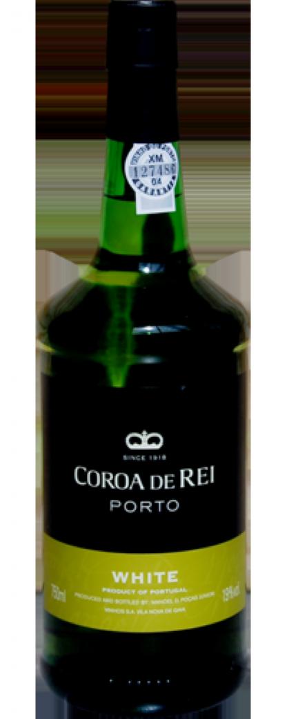 Vinho Branco Coroa De Rei Porto White 750ml