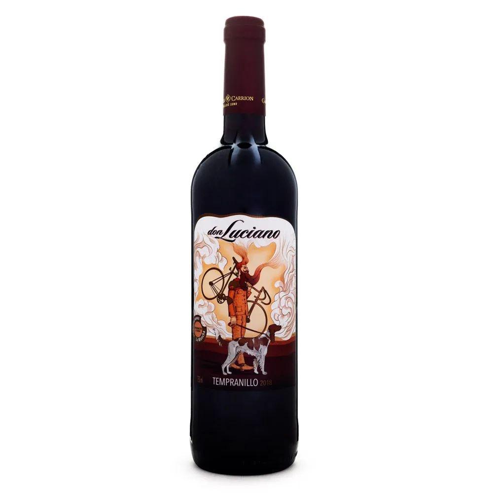 Vinho Don Luciano Tempranillo Tinto