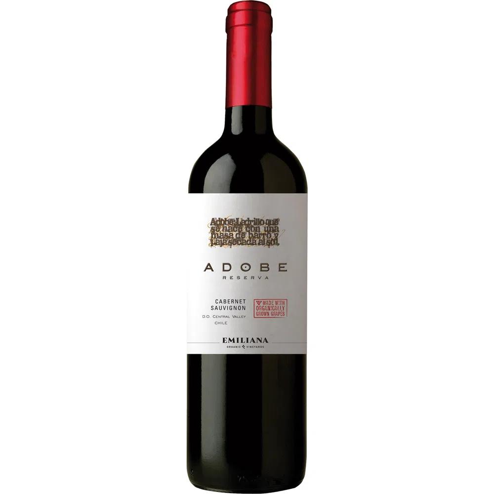 Vinho Emiliana Adobe Reserva Cabernet Sauvignon 750ml
