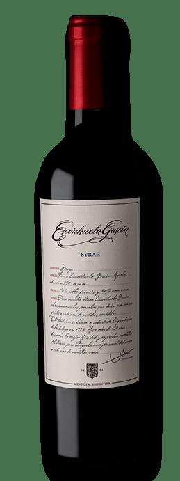 Vinho Tinto Escorihuela Gascón Syrah 2019 750ml
