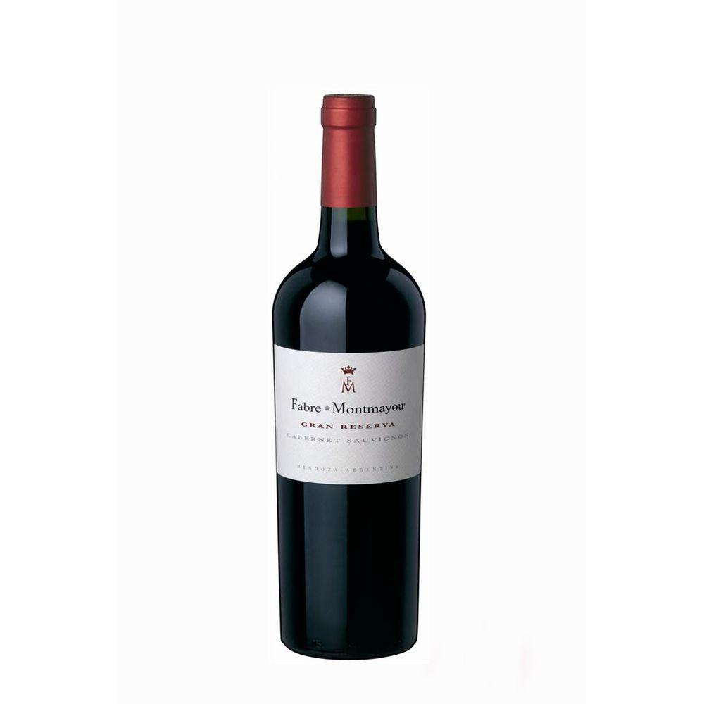 Vinho Fabre Montmayou Gran Reserva Cabernet Sauvignon 750ml
