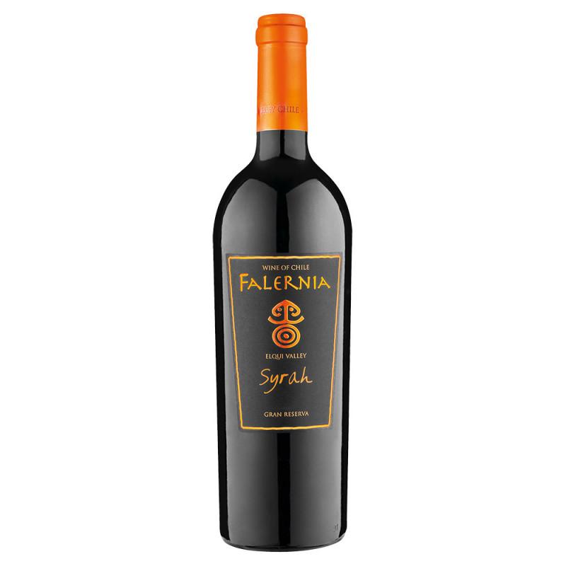 Vinho Falernia Syrah Gran Reserva 750ml