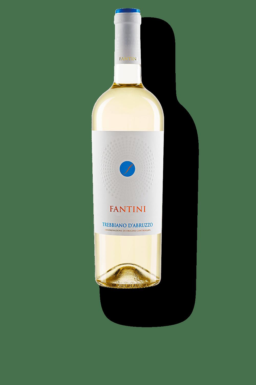 Vinho Fantini Trebbiano D'Abruzzo 750ml