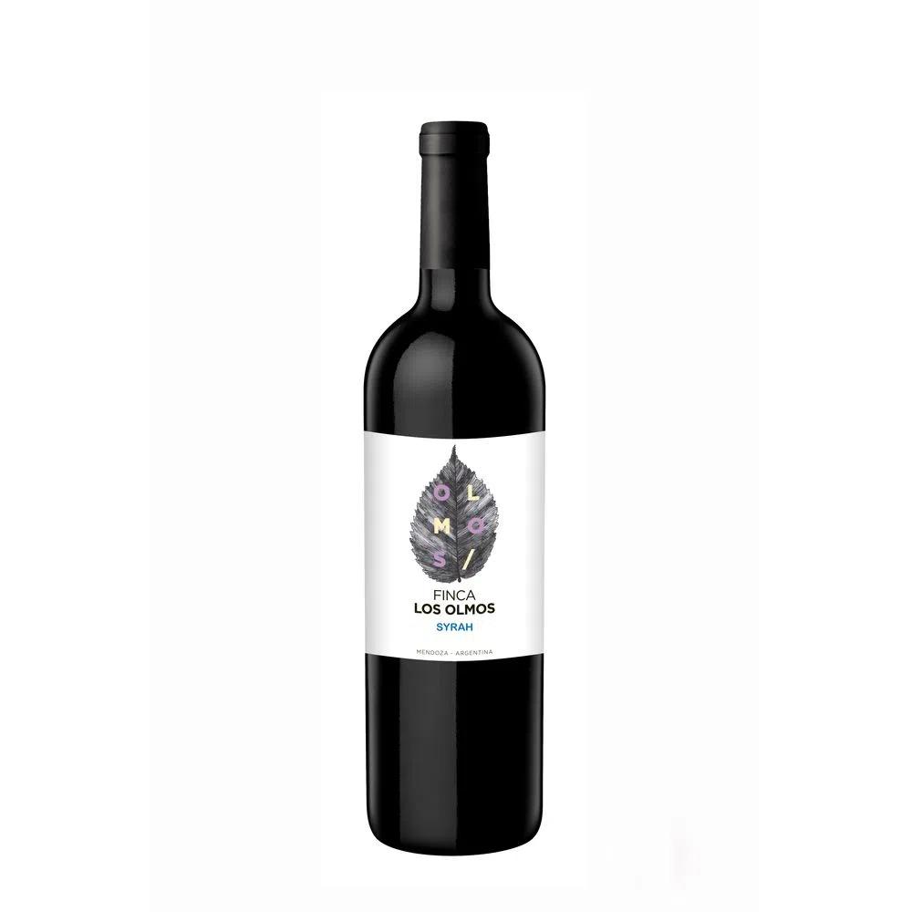 Vinho Finca Los Olmos Tinto Syrah 750ml