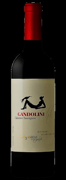Vinho Gandolini Las 3 Marias Cabernet Sauvignon 2014 750ml