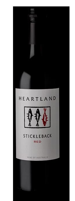 Vinho Heartland Stickleback Red 2015 750ml