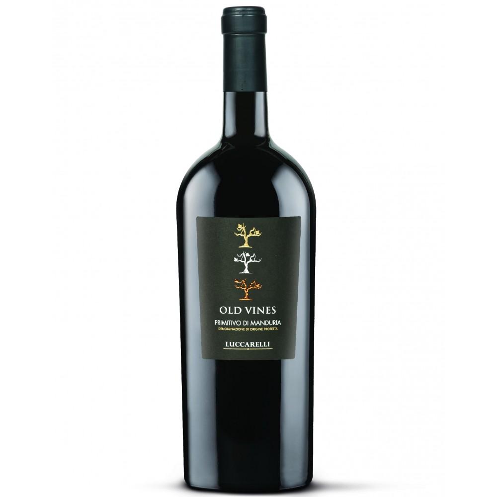 Vinho Luccarelli Primitivo di Manduria 750ml
