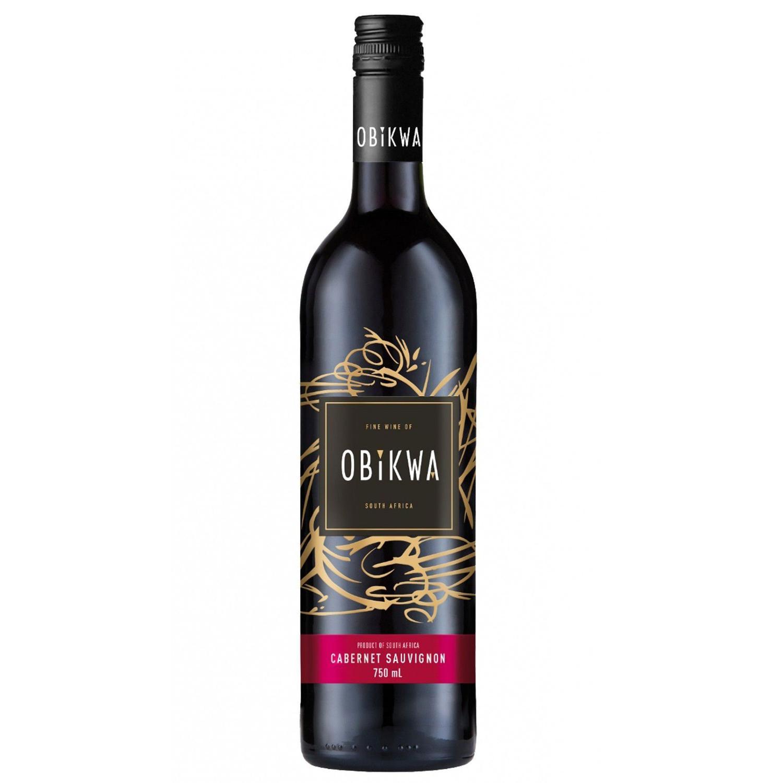 Vinho Obikwa Cabernet Sauvignon 750ml