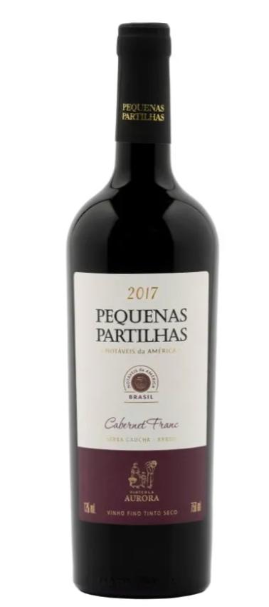 Vinho Pequenas Partilhas Cabernet Franc 750ml