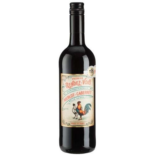 Vinho Premier Rendez-Vous Merlot – Cabernet Sauvignon 750ml
