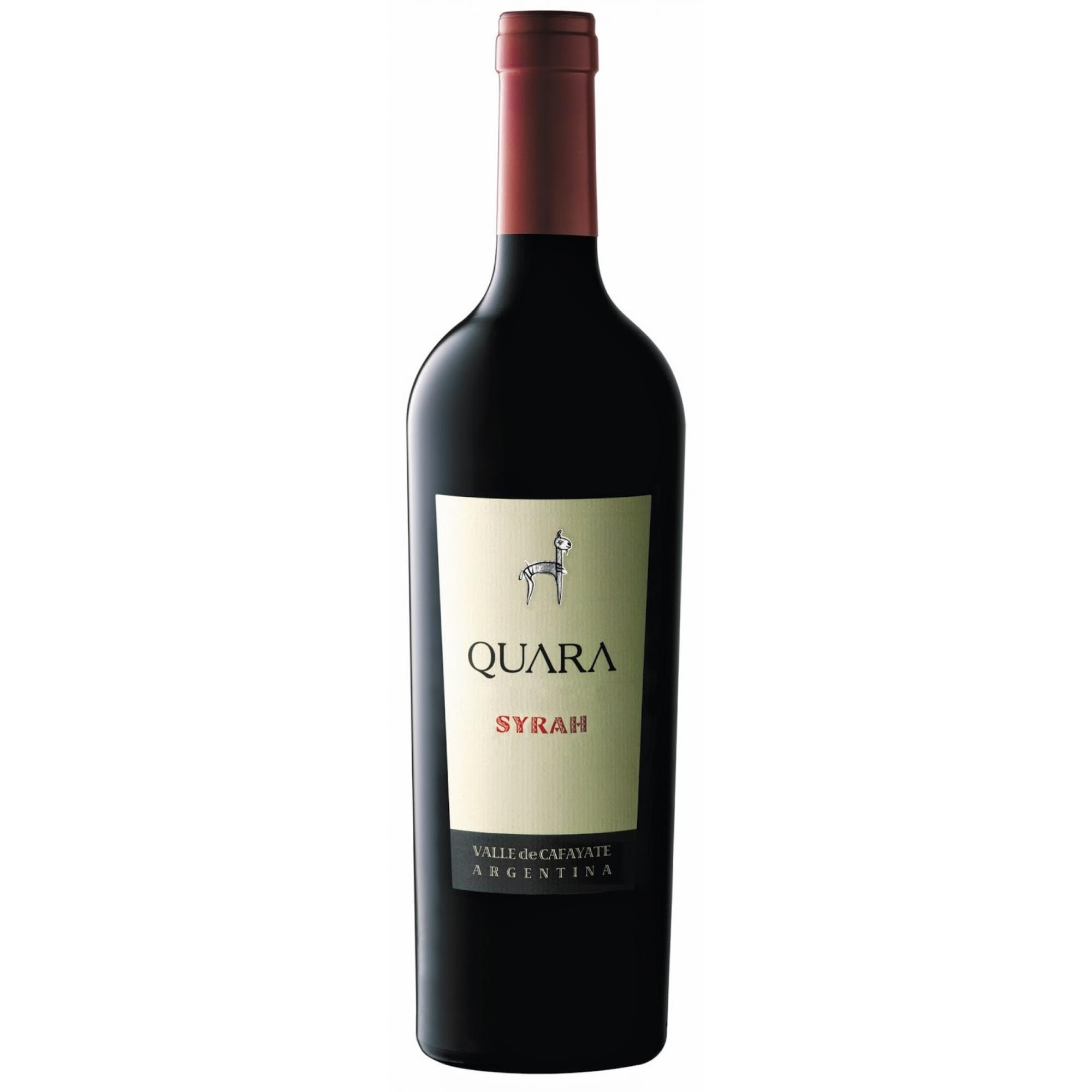 Vinho Quara Tinto Syrah 750ml