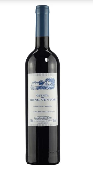 Vinho Quinta dos Bons Ventos Tinto 750ml