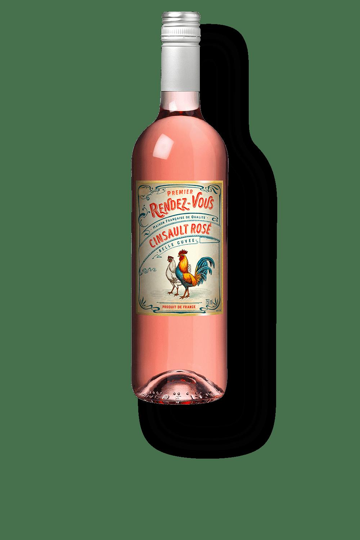 Vinho Rendez Vous Rose 750ml